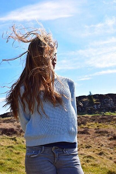 Getting Inspired Color Potrait  Modelgirl Life In Motion A great day filled with great views and photos in Northern Ireland