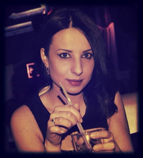 Cocktails Enjoying Life That's Me Hello World