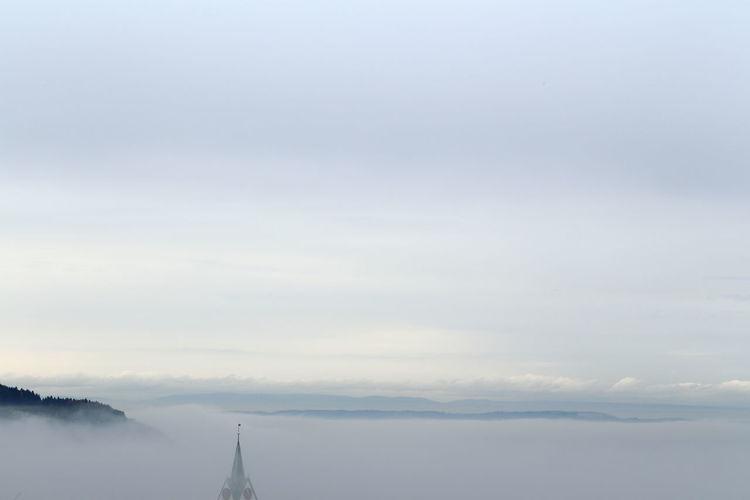 Curch Fog Fog