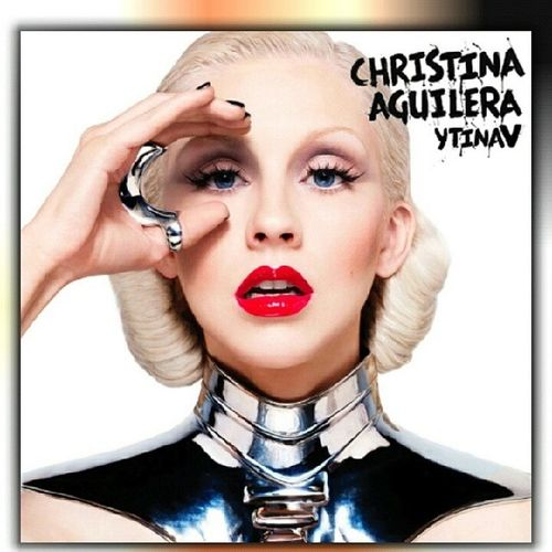 Xtina Christinaaguilera Vanity Christina  Aguilera when her face wasnt round like a ball pretty mirror song music blahblahblah
