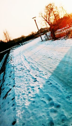 Winter Cold Temperature Snow Ice Frozen Nature No People Water Beauty In Nature Day Outdoors Sky Nature Tree Winter :3 ♥