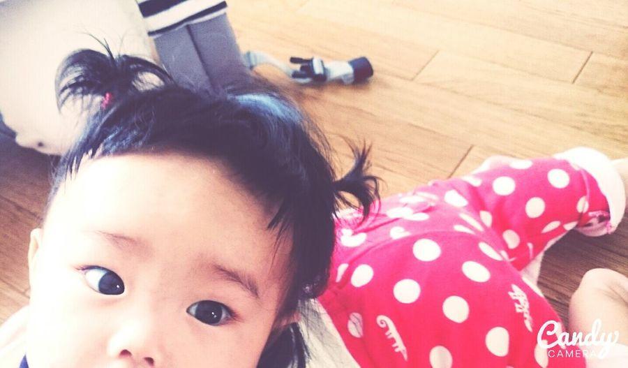 前髪何センチ……❔wwwEnjoying Life Relaxing Babygirl ℃-ute 失敗ではありません。