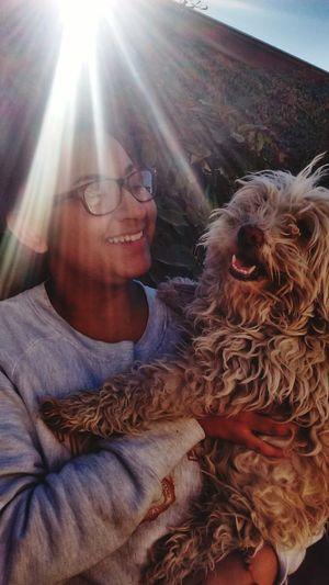 Pet Portraits Nano Dog Friendship Pets Eyeglasses