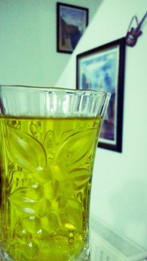 Green Color Close-up Drink Indoors  No People Tizane Tizana Liquide Boisson Verveine