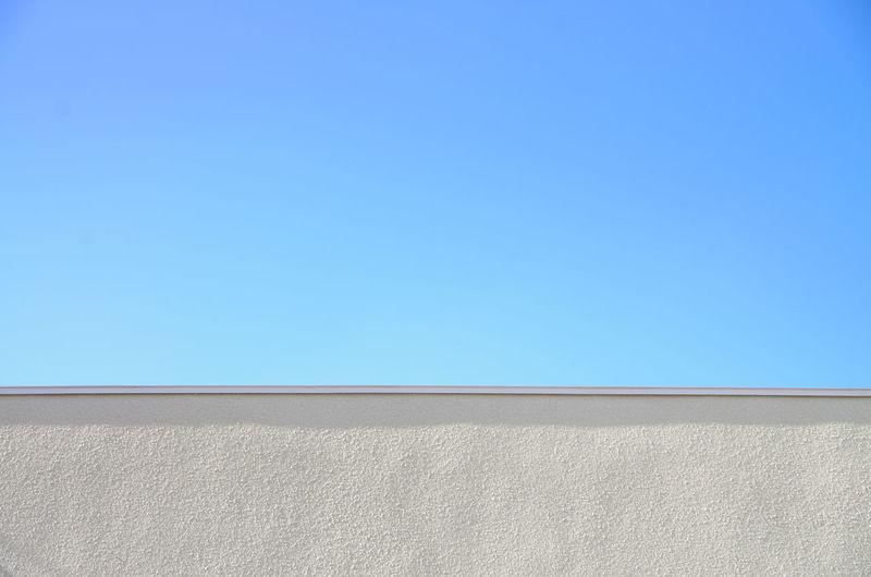 Blue Sky Japan Sky Tokyo Wall First Eyeem Photo