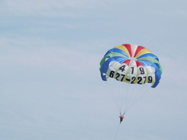 Adventure Club Photographybybrookechanelle Parasailing Vacation Heights