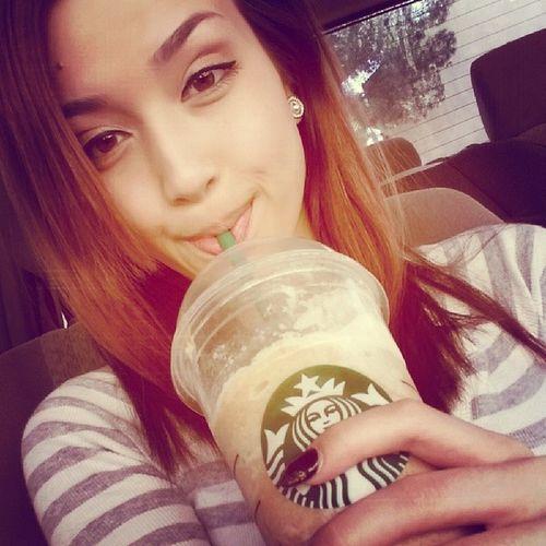 Helloooo Saturday :D Selfienation Starbucks SippyFace Grindtime WorkHard PlayHarder