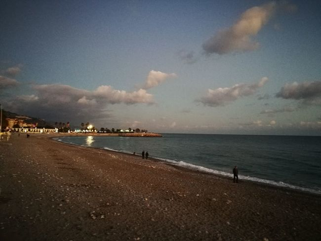 Water Sea Beach Sky Cloud - Sky Scenics Travel Destinations Outdoors Nautical Vessel Sand People Beauty In Nature Nature Adult Day