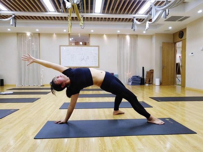 For yoga 自我独享