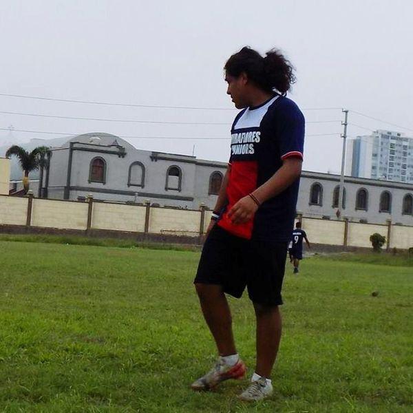 El fútbol es una pasión.