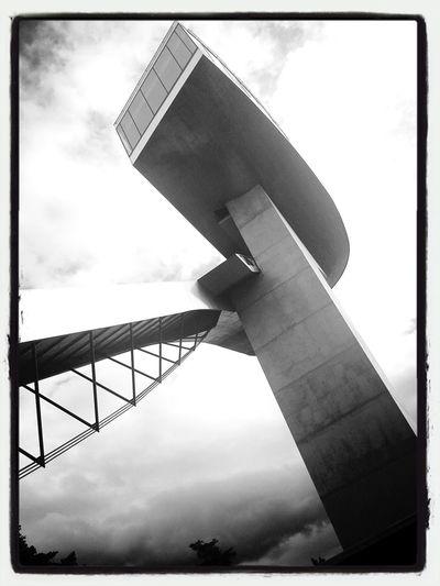 Eyeem Best Shots-architecture Innsbruck Olympiaschanze