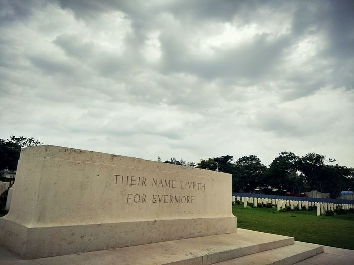 """""""To the solemn gravestone, near a lonely cemetery, my heart like a muffled drum is beating funeral marches """" Cemetery History Grave Evening World War 2 Memorial Their Name Liveth For Evermore 1914-1918"""