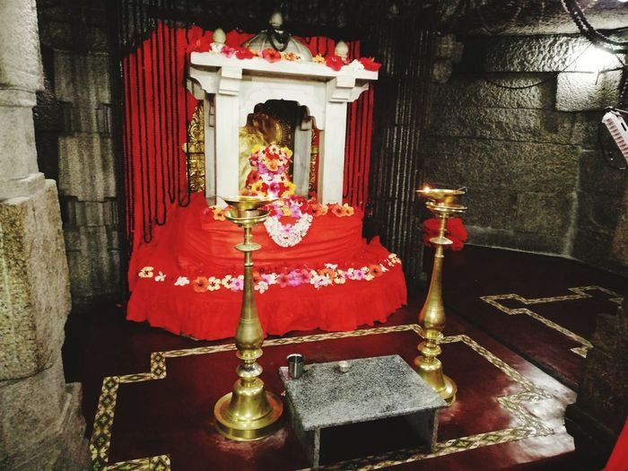 Temple Temple Muruga Mutt
