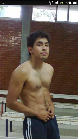 That's Me Fes Iztacala After Training