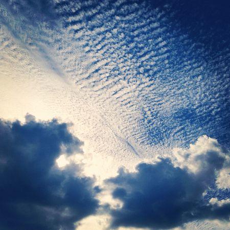 Céu de Brasília....? Relaxing Clouds And Sky Blue Sky