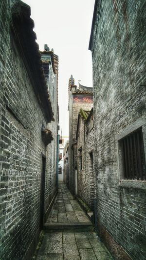 The Architect - 2016 EyeEm Awards Mobile Phone Photography First Eyeem Photo Ancient Town Streets And Lanes