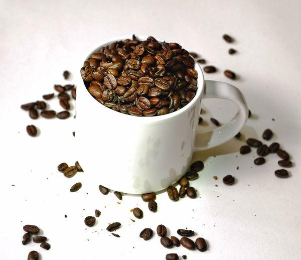 Focus on coffee