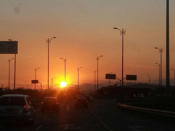 Back to Home Avenue Av.dasAmericas-Rio OnTheCar PorDoSol😍 Sol