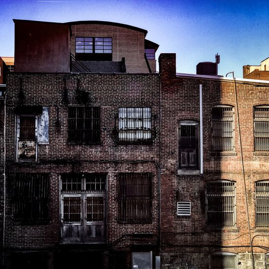 Architecture Building Exterior Architecture Built Structure Window No People Outdoors City Day Sky