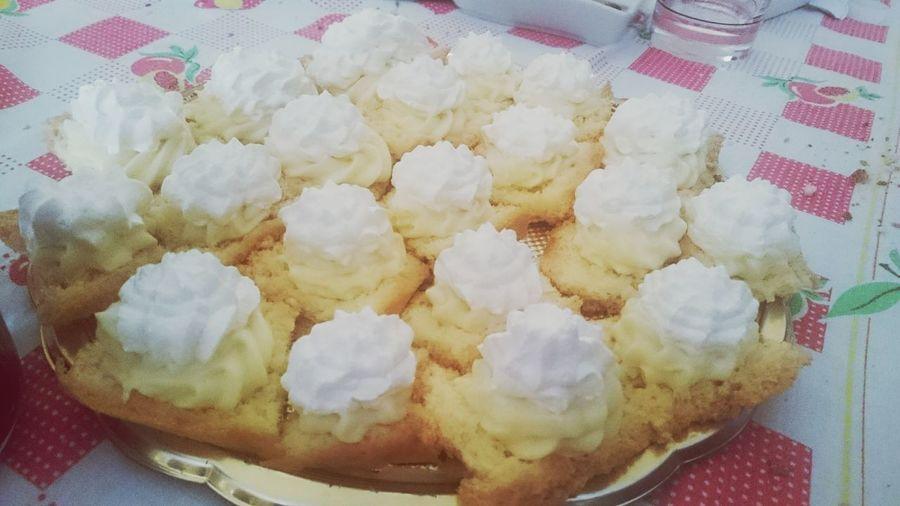 Holiday Desserts scarti di una torta.. Nonsibuttaniente
