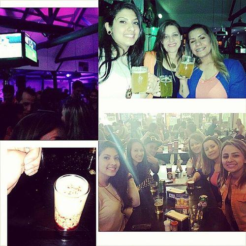About today! Trairagem Pub Chopps Cerebro amigos ♡♡
