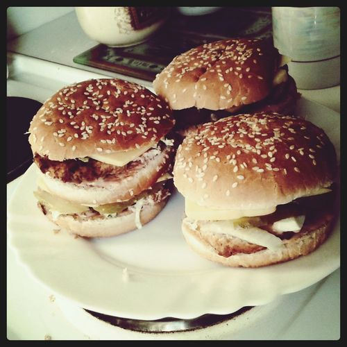 home burgers In My Mouf Food Cool Nice