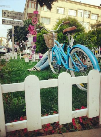 Relaxing Walking Around Bicycle Stree Photography #istanbul