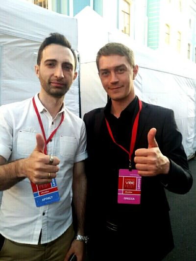 LenovoVibeFest певец Джамбази джамбази питер First Eyeem Photo