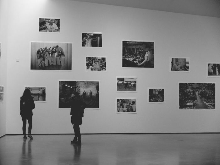 Martin Parr Exhibition @ Hepworth Gallery The Rubarb Triangle Martin Parr