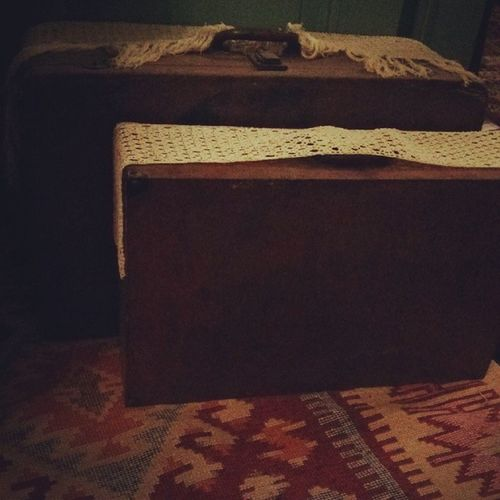 Suitcase Dantel