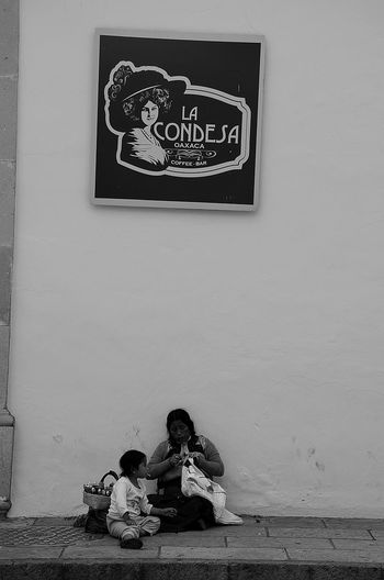 Art Photography Blackandwhite Photography Life On Street Mexico Mother And Child Portrait Streetphotography