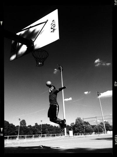 Basketball Street Nike