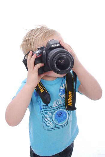 Say cheese :) Nikond3200 Front View White Background Childphotography Childphotographer Childportrait Portrait Nikon
