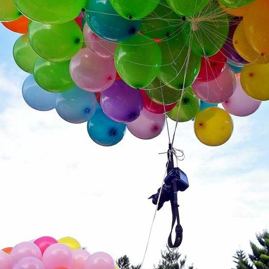 flying camera .... Camera Baloon Bandung Lautan Photographer Full Colour