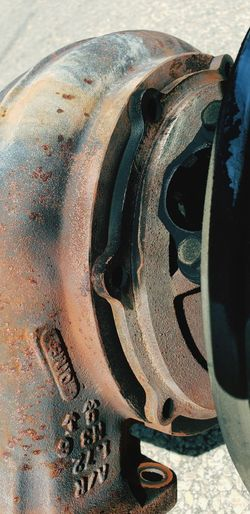 Turbocharger Rust Old Used EyeEm Selects Close-up