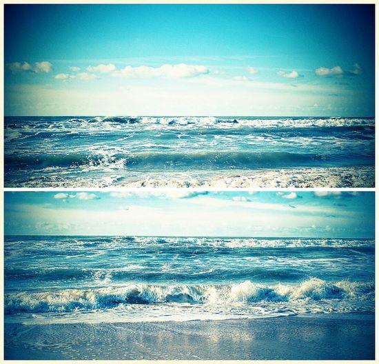 Beach Sunshine Bleu Sky Lessablesdolonne