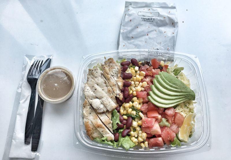 Check This Out Taking Photos Enjoying Life Lunch Sa Salad