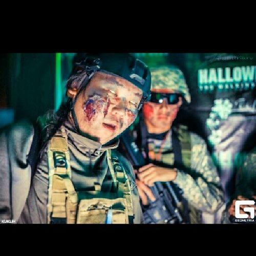 зомби Zombie Halloween in Clubgalaxy photo by @geometriaykt