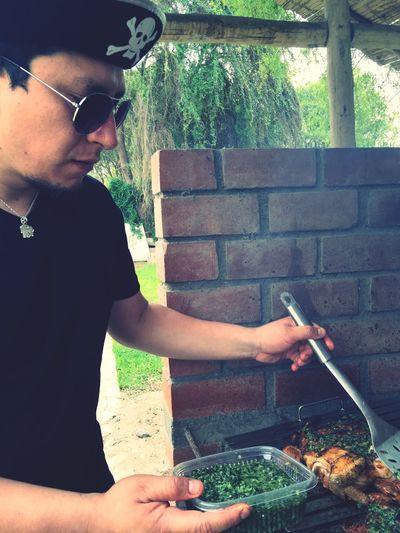 Cooking! Relaxing Enjoying Life Glitch