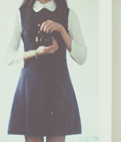 Tớ đã nhận được váy rồi scarlet ơi! Happy quá! Cảm ơn ấy nhiều nhiều nhiều nhiều nhé! :3 Peter Pan Collar Dress Dress Blowzy Giants