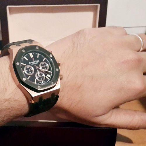 😍😍😍 New Watches Audermarspiguet Audermars cuir swissmade menwithclass men