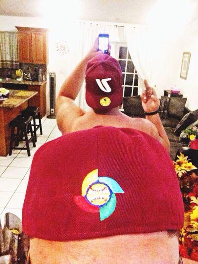 My team! ??❤️ Venezuela Baseball