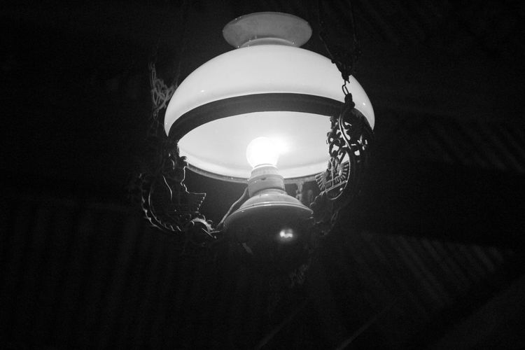 statement Lamp Java Vintage Architecture/Aesthetics