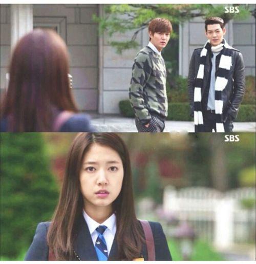 TheHeirs Lee Min Ho Kim Woo Bin Park Shin Hye