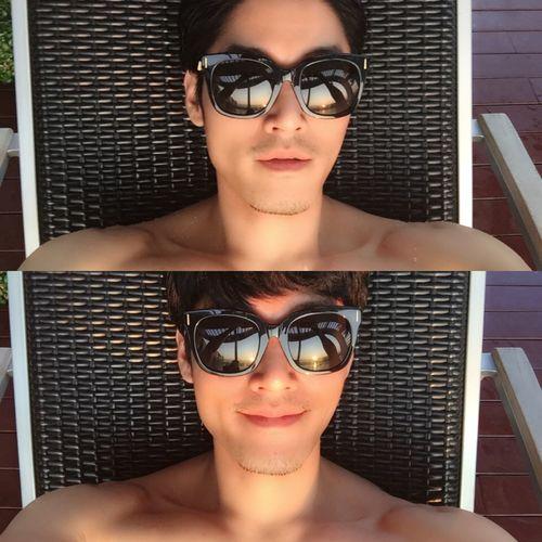 Selfie Me Myself And I Korean Living In Bkk Amazing Thailand