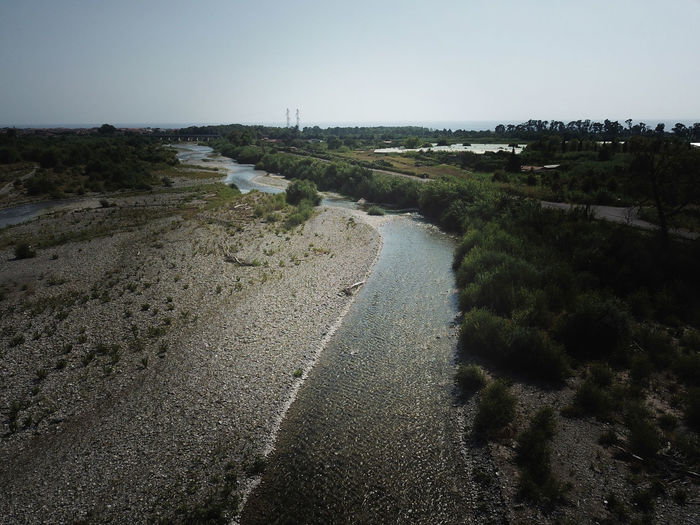 The river Noce,
