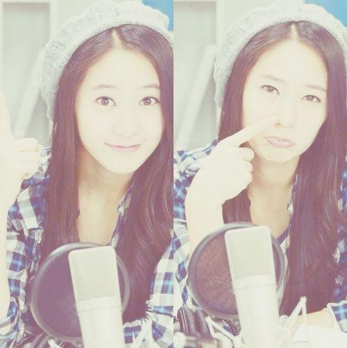 Cute cute cute ??? F(x) Krystal Krystal Jung