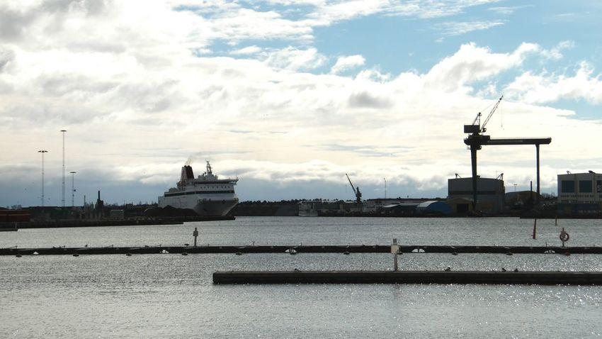 Sverige Baltic Sea Ferries