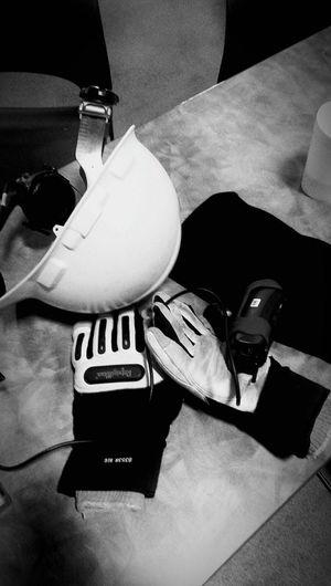 Working Black & White at work