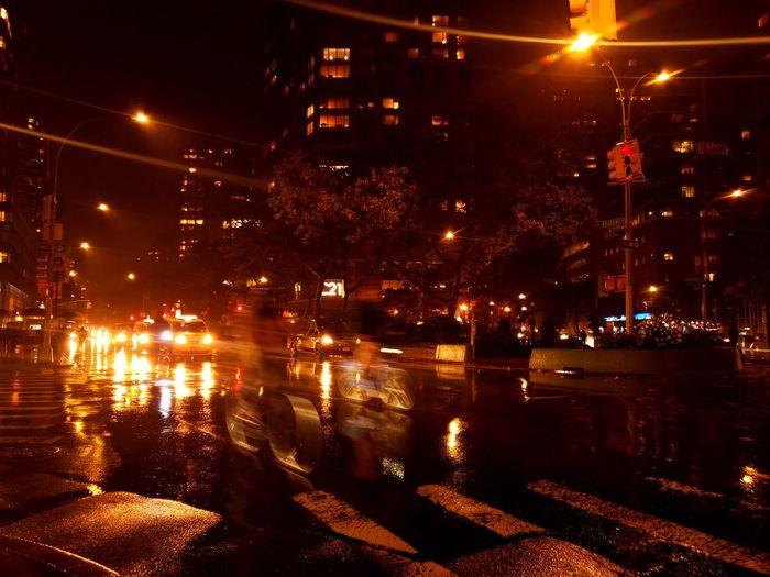 Rainy NYC vibes